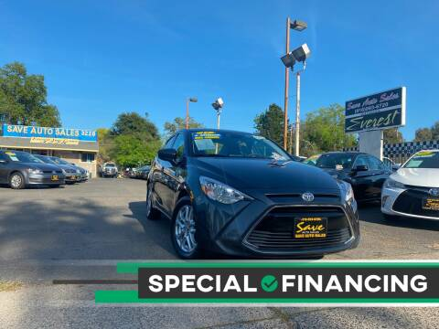 2017 Toyota Yaris iA for sale at Save Auto Sales in Sacramento CA