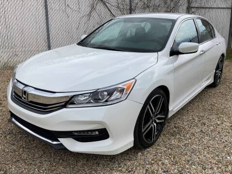 2017 Honda Accord for sale at Amazing Auto Center in Capitol Heights MD