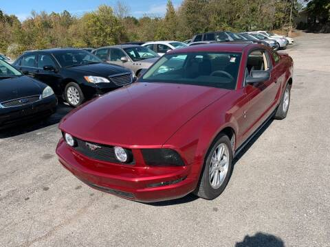 2007 Ford Mustang for sale at Best Buy Auto Sales in Murphysboro IL