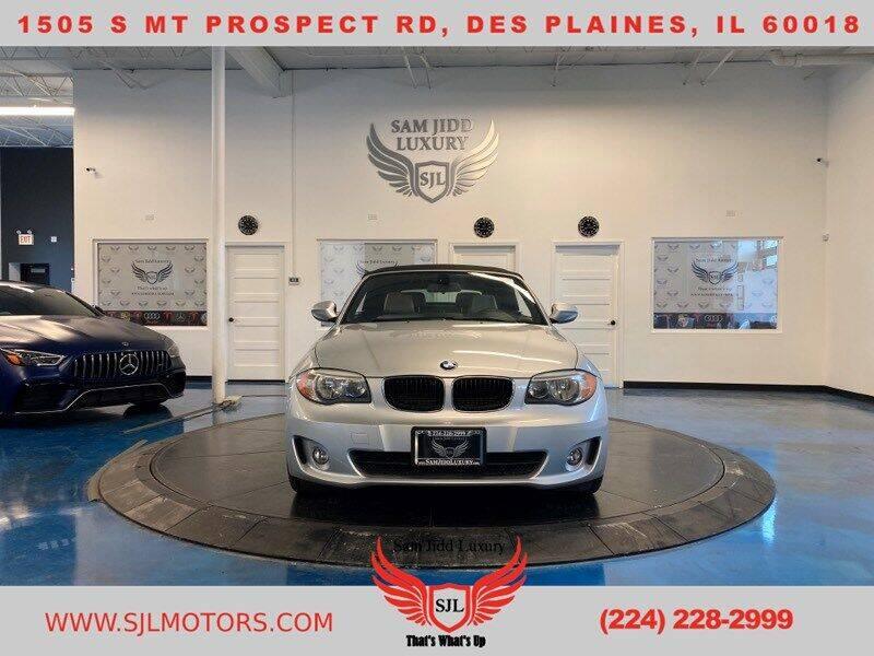 2013 BMW 1 Series for sale in Des Plaines, IL