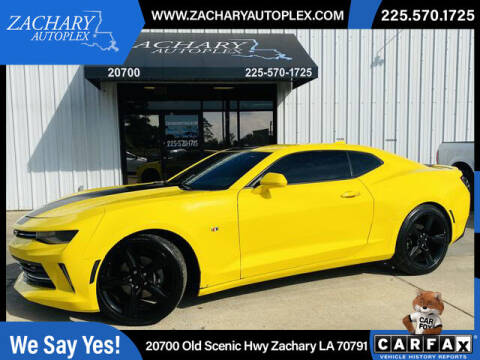 2016 Chevrolet Camaro for sale at Auto Group South in Natchez MS