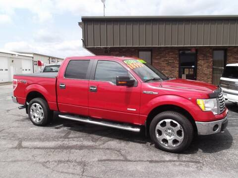 2012 Ford F-150 for sale at Dietsch Sales & Svc Inc in Edgerton OH