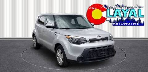 2016 Kia Soul for sale at Layal Automotive in Englewood CO