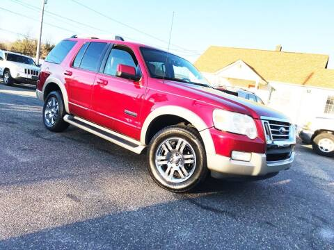 2006 Ford Explorer for sale at New Wave Auto of Vineland in Vineland NJ