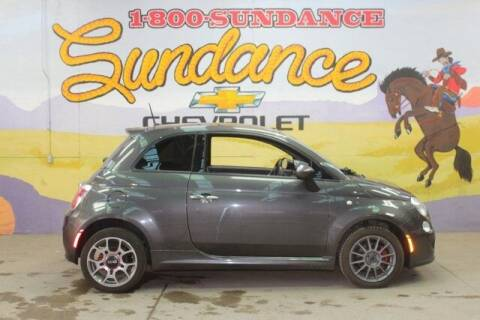 2015 FIAT 500 for sale at Sundance Chevrolet in Grand Ledge MI