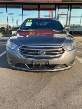 2014 Ford Taurus for sale at Greenville Motor Company in Greenville NC