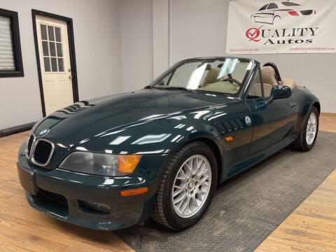 1999 BMW Z3 for sale at Quality Autos in Marietta GA