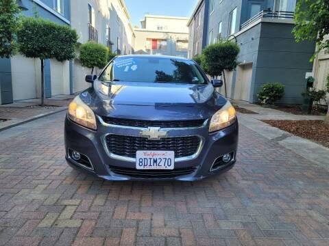 2014 Chevrolet Malibu for sale at Bay Auto Exchange in San Jose CA