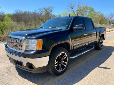 2007 GMC Sierra 1500 for sale at GTC Motors in San Antonio TX
