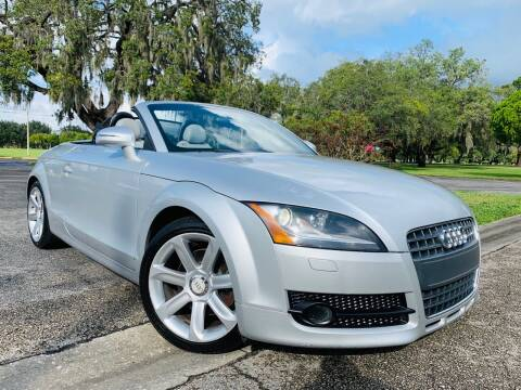 2008 Audi TT for sale at FLORIDA MIDO MOTORS INC in Tampa FL