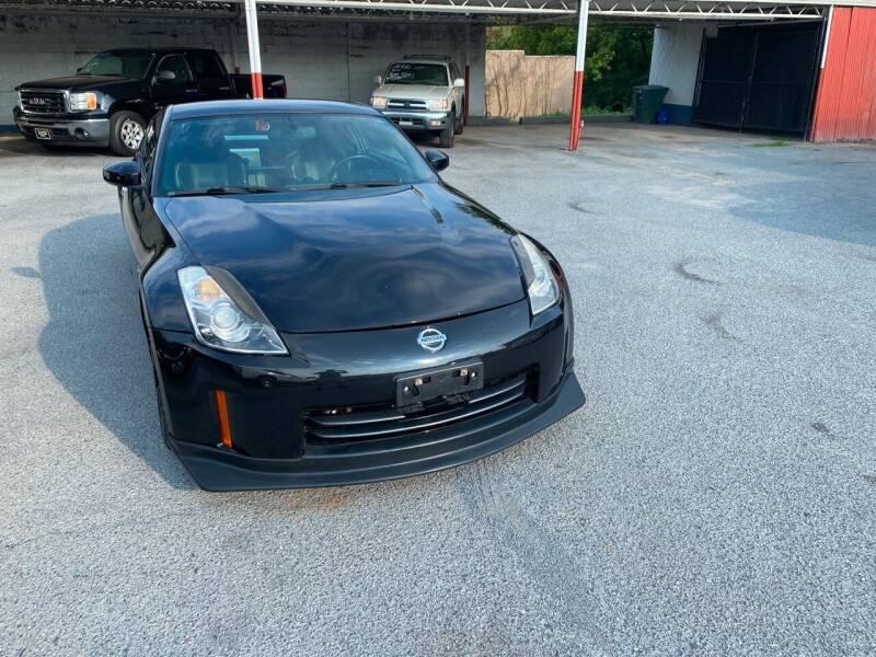 2007 Nissan 350Z Enthusiast 2dr Coupe (3.5L V6 5A) - Elizabethton TN
