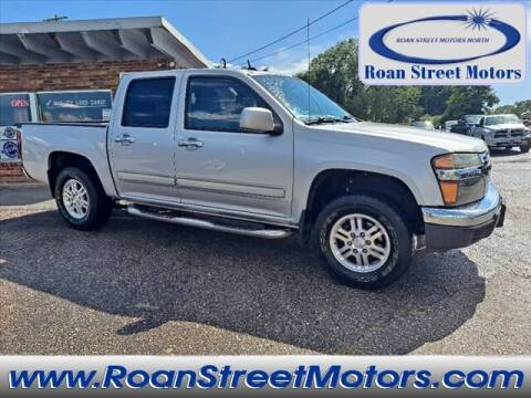 2012 GMC Canyon for sale at PARKWAY AUTO SALES OF BRISTOL - Roan Street Motors in Johnson City TN
