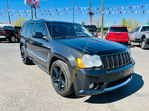2008 Jeep Grand Cherokee for sale at Lion's Auto INC in Denver CO