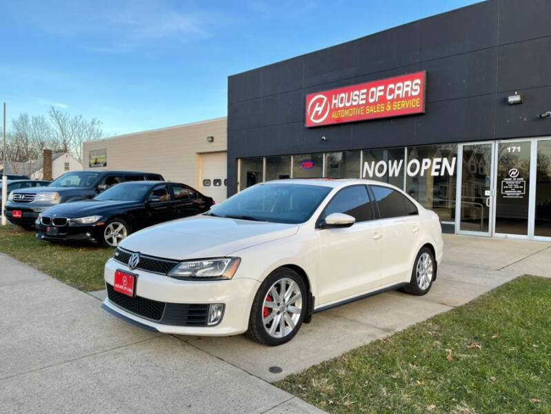 2013 Volkswagen Jetta for sale at HOUSE OF CARS CT in Meriden CT