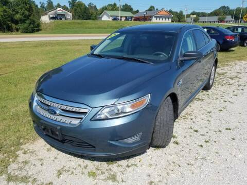 2010 Ford Taurus for sale at Scarletts Cars in Camden TN