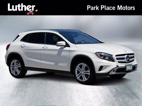 2017 Mercedes-Benz GLA for sale at Park Place Motor Cars in Rochester MN
