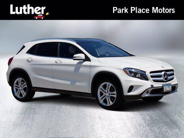 2017 Mercedes-Benz GLA for sale in Rochester, MN