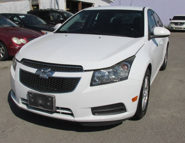 2014 Chevrolet Cruze for sale at Express Auto Sales in Lexington KY
