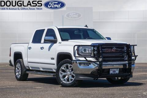 2018 GMC Sierra 1500 for sale at Douglass Automotive Group - Douglas Ford in Clifton TX