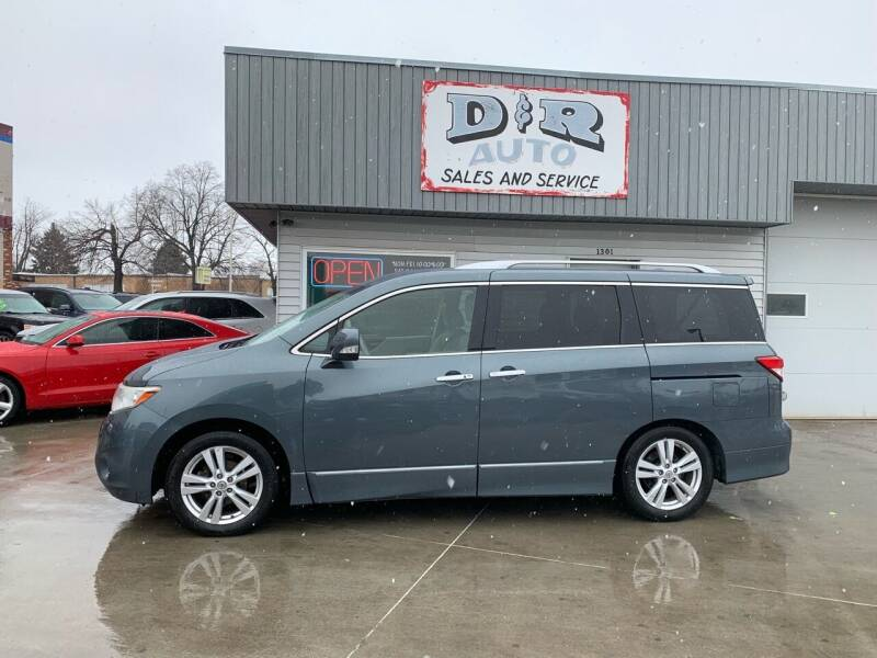 2011 Nissan Quest for sale at D & R Auto Sales in South Sioux City NE