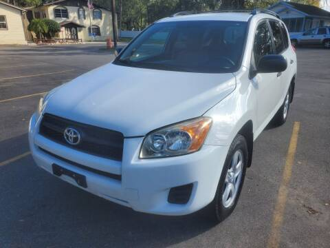 2010 Toyota RAV4 for sale at REDLINE MOTORGROUP INC in Jacksonville FL