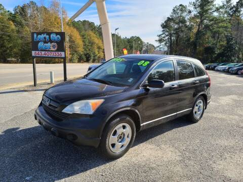 2008 Honda CR-V for sale at Let's Go Auto in Florence SC