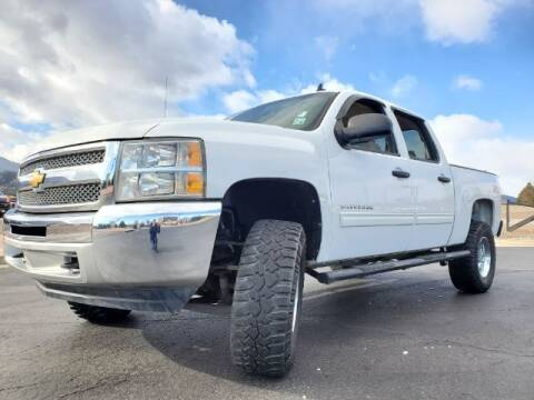 2012 Chevrolet Silverado 1500 for sale at Lakeside Auto Brokers in Colorado Springs CO