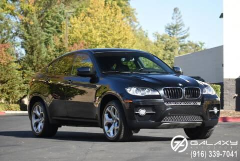 2009 BMW X6 for sale at Galaxy Autosport in Sacramento CA