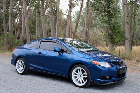 2012 Honda Civic for sale at Northwest Premier Auto Sales in West Richland WA
