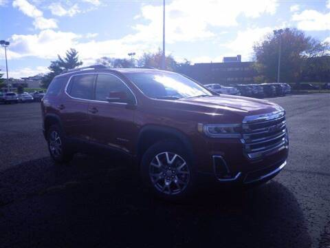 2021 GMC Acadia for sale at BEAMAN TOYOTA GMC BUICK in Nashville TN