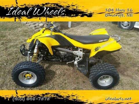 2008 Can-Am DS450 for sale at Ideal Wheels in Bancroft NE