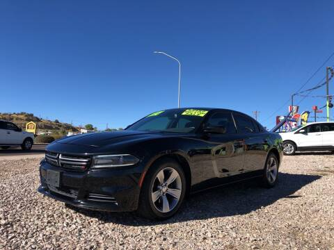 2015 Dodge Charger for sale at 1st Quality Motors LLC in Gallup NM