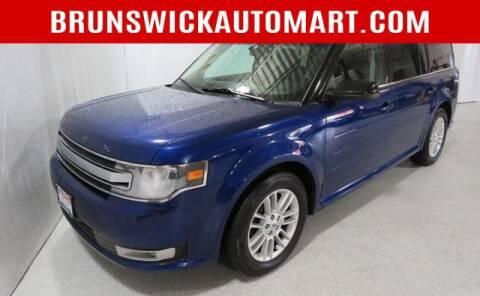 2013 Ford Flex for sale at Brunswick Auto Mart in Brunswick OH