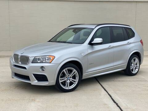 2014 BMW X3 for sale at Select Motor Group in Macomb MI