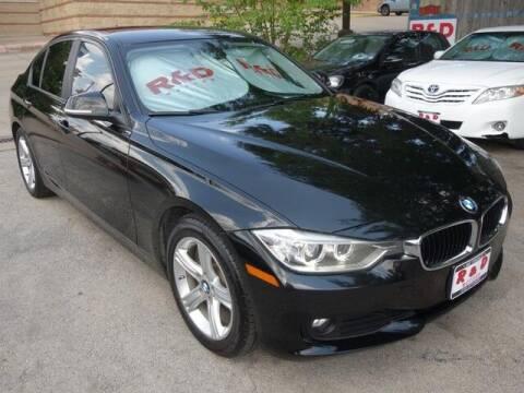 2015 BMW 3 Series for sale at R & D Motors in Austin TX