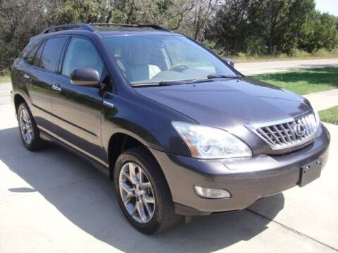 2009 Lexus RX 350 for sale at Coleman Auto Group in Austin TX