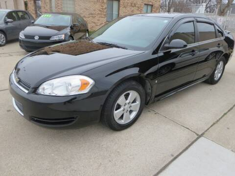 2009 Chevrolet Impala for sale at Drive Auto Sales in Roseville MI