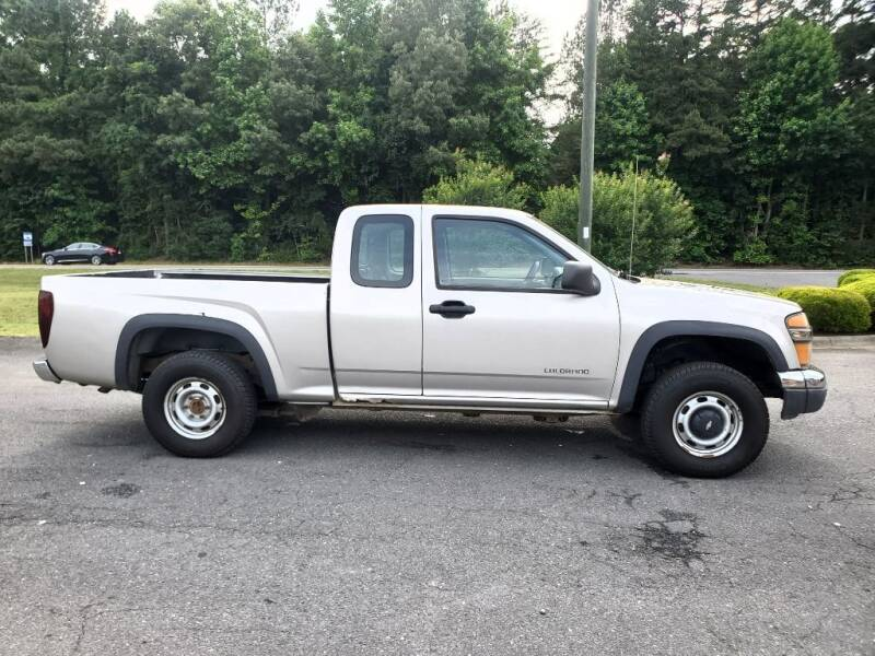 2005 Chevrolet Colorado for sale at United Auto LLC in Fort Mill SC