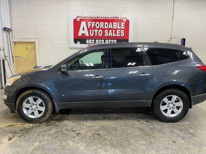 2010 Chevrolet Traverse for sale at Affordable Auto Sales in Humphrey NE