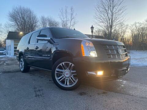 2014 Cadillac Escalade ESV for sale at Rite Track Auto Sales in Canton MI