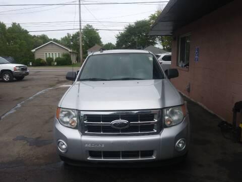 2010 Ford Escape for sale at Keyser Autoland llc in Scranton PA