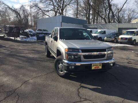 2007 Chevrolet Colorado for sale at Affordable Cars in Kingston NY