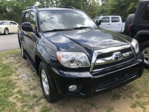 2006 Toyota 4Runner for sale at Auto Cars in Murrells Inlet SC
