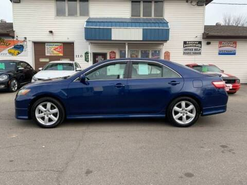 2008 Toyota Camry for sale at Twin City Motors in Grand Forks ND