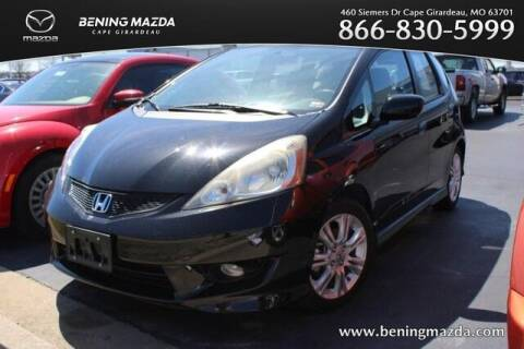 2010 Honda Fit for sale at Bening Mazda in Cape Girardeau MO