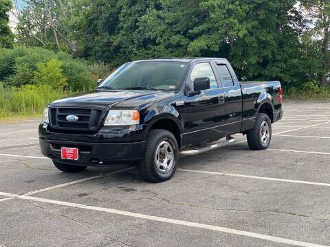 2006 Ford F-150 for sale at Hillcrest Motors in Derry NH
