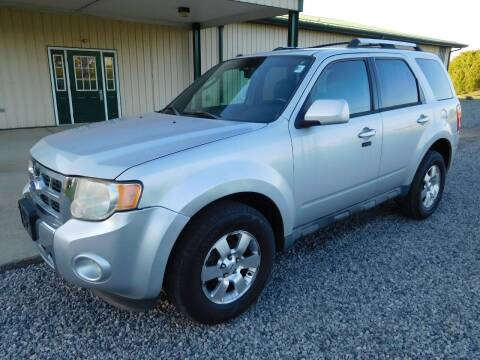 2011 Ford Escape for sale at WESTERN RESERVE AUTO SALES in Beloit OH
