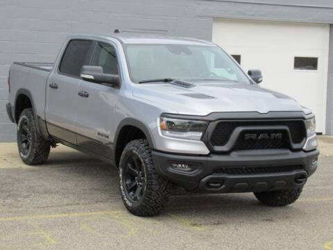 2021 RAM Ram Pickup 1500 for sale at K&M Wayland Chrysler  Dodge Jeep Ram in Wayland MI