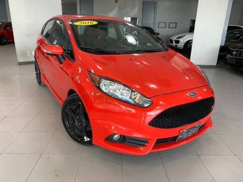 2016 Ford Fiesta for sale at Auto Mall of Springfield in Springfield IL