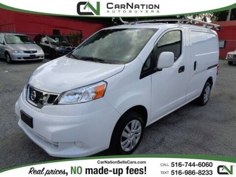 2019 Nissan NV200 for sale at CarNation AUTOBUYERS Inc. in Rockville Centre NY